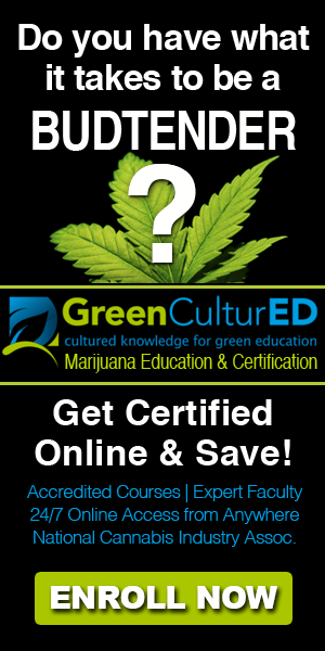 Green CultureED cannabis industry job training