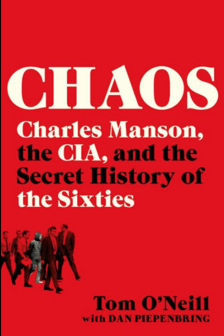 Chaos by Tom O'Neill book cover